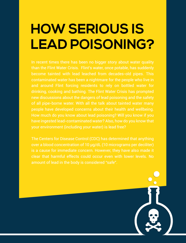 How Serious is Lead Poisoning?